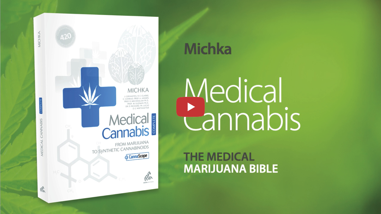"About ""Medical Cannabis"" by Michka & Collective"
